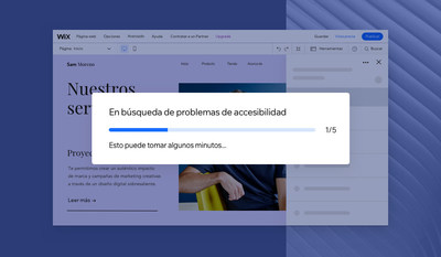 Wix lanza novedosa herramienta que permite crear sitios web accesibles para todos