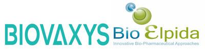BioVaxys Technology Corp. & Bio Elpida Logo