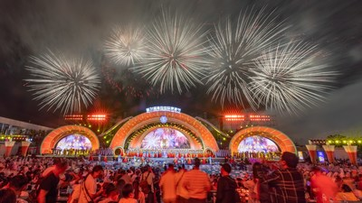 Opening Ceremony of the 31st Qingdao International Beer Festival in 2021