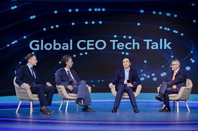 Global CEO Tech Talk by Reuters Plus