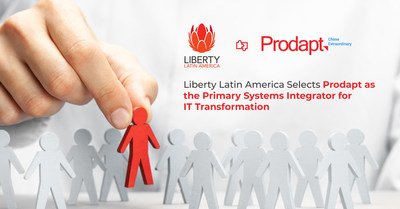 Liberty Latin America Selects Prodapt as the Primary Systems Integrator for IT Transformation Across the Region