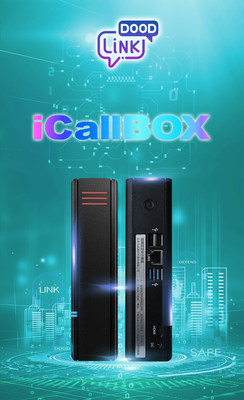 iCallBOX by Linkdood for securing data privacy and conversations from malicious activities.
